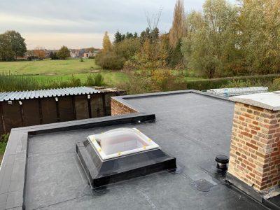 epdm en platte daken